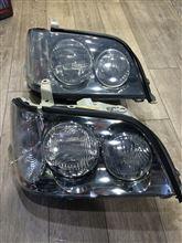 クラウンエステートトヨタ(純正) ヘッドライトの全体画像