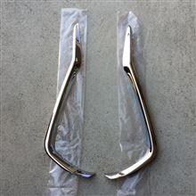 フレアワゴンカスタムスタイルノーブランド 中華メッキグリルトリムカバーの単体画像