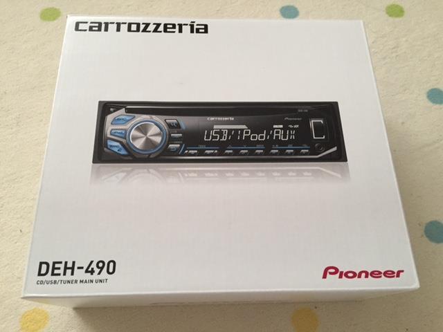 PIONEER / carrozzeria DEH-490