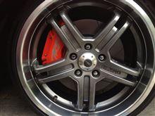 """ハイラックススポーツピックアップUS TRD 19"""" Alloy Wheelの単体画像"""