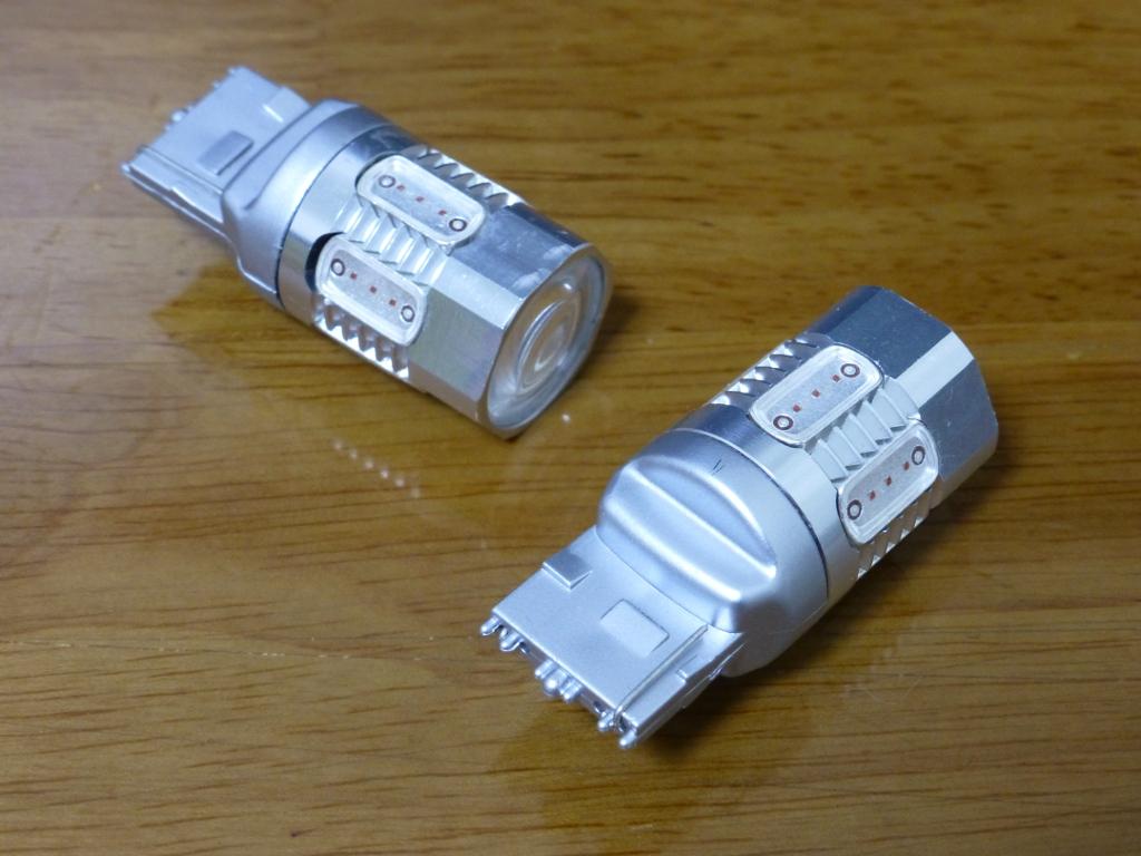 ダイコン卸 T20 LED アンバー 10.5W級