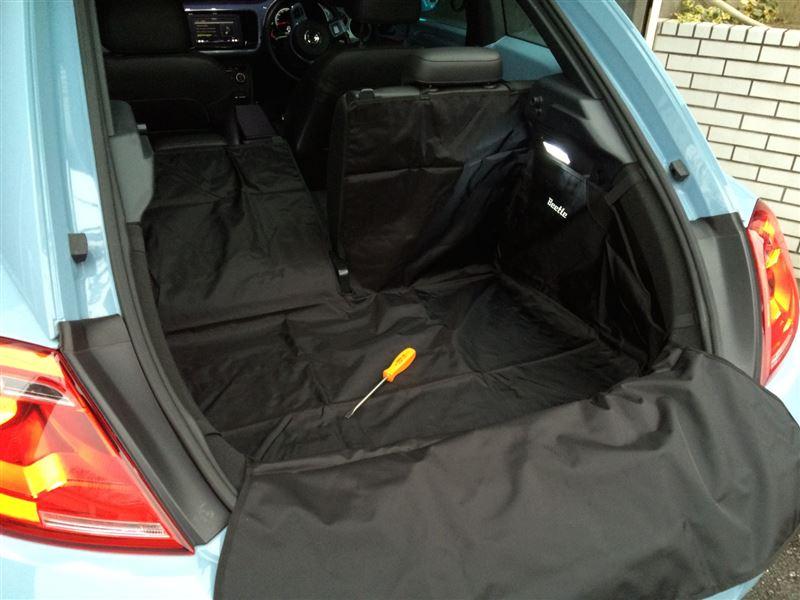 VW  / フォルクスワーゲン純正 ラゲージカバー