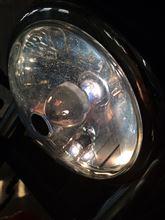 スポーツスター883Rホームセンターで購入 車用のH4バルブの全体画像