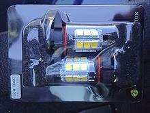 PSX24W HYPER SMD 24連LEDフォグ 無極性 LEDカラー:スカッシュイエロー3300K