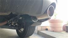 フォレスターSSD Performance chamberflow performance exhaust systemの全体画像