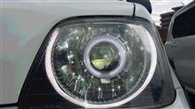 ZNANIYA CCFLイカリング HIDプロジェクターヘッドライトの単体画像