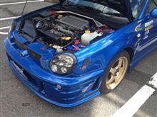 インプレッサスポーツワゴンないる屋 WRC01-02バンパーの全体画像