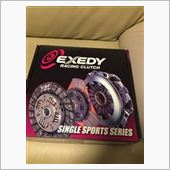 EXEDY Single Sports Series Rメタルクラッチセット