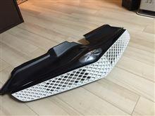 ラクティストヨタ純正 塗装済みグリルの単体画像