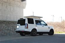 ディスカバリー4Land Rover(純正) レンジローバースポーツ20インチの全体画像