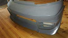ライフStage21 フロントバンパースポイラーの単体画像