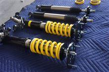 3シリーズ セダンSCREAM div. SPLオーダー車高調の単体画像