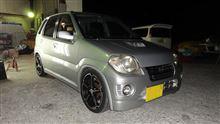 Kei スポーツSUZUKI SPORT / IRD 車高調整サスペンションセットの全体画像
