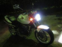 ホーネット250SYGN HOUSE LED RIBBON H4の単体画像
