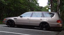 セプターワゴンLARGUS フルタップ式車高調の全体画像