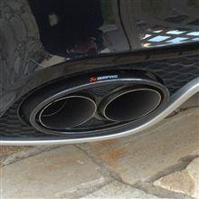 RS5AKRAPOVIC Evolution Line (Titanium) Audi RS5 の全体画像