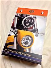 スポーツスターXLシリーズハーレーダビッドソン(純正) 67700043A LEDヘッドライトの単体画像