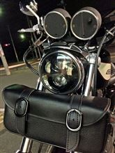 スポーツスターXLシリーズハーレーダビッドソン(純正) 67700043A LEDヘッドライトの全体画像