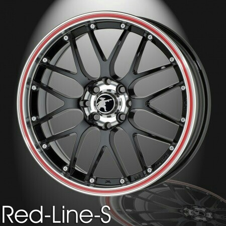 Musketier Red-Line-S  7.5J  R18
