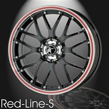 DS4Musketier Red-Line-S  7.5J  R18の単体画像