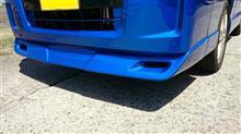 サンバートラックKusutom Car Design Studio MAD R / スタジオMAD-R  フロントリップスポイラーの単体画像