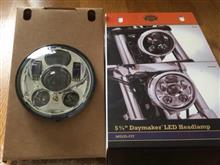 スポーツスター883Rハーレーダビッドソン(純正) LEDヘッドライトの単体画像
