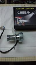 エイプCREE LEDバルブの単体画像