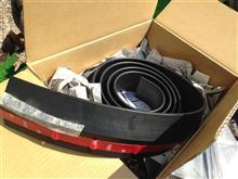 Z4 ロードスターメーカー・ブランド不明 マルチ ディフレクター スポイラーの単体画像