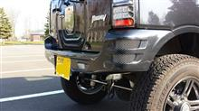 ジムニーKONDOH-AUTO FRPバンパーK3タイプRの全体画像