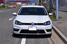 VW  / フォルクスワーゲン純正 ヴァリアント Rラインバンパー