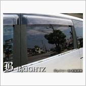 BRIGHTZ リアルカーボン調ピラーシール