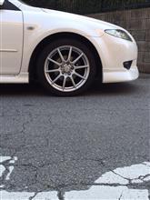 アテンザスポーツワゴンTRUST GReddy GReddy フロントスカートの全体画像