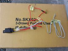 CB400F自分(自作) 簡単ヘッドライトブースターの単体画像