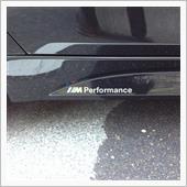 BMW M PERFORMANCE M PERFORMANCEステッカー