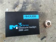 SRX250不明 LEDヘッドライトの単体画像
