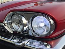 XJ-S コンバーチブル北米ジャガー純正 4灯コンバージョンキットの単体画像