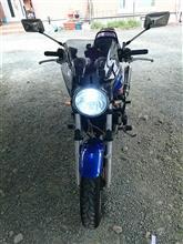 XJR1200CALE バイク用HIDコンバージョンキットの全体画像