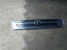 ピクシス トラックトヨタ(純正) エクストラ純正グリルの単体画像