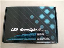バンディット1250F88HOUSE LEDヘッドライト H7 6000K 3200lm の単体画像