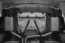 RS7 スポーツバックHMS-Tuning Performance Exhaust Systemの全体画像