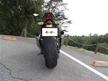 Z1000OVER RACING TT-Formula フルチタン スリップオンの全体画像