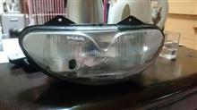 RS250アプリリア(純正) RS50純正ヘッドライトの単体画像