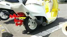 クレージュタクトcross リヤスポの全体画像