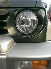パジェロジュニアIPF MULTI REFLECTOR HEAD LAMP / HL-42の全体画像