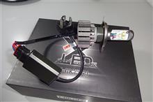 トリッカーHIKARI Trading X-RAY LEDヘッドライト H4 5500Kの単体画像