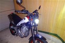 トリッカーHIKARI Trading X-RAY LEDヘッドライト H4 5500Kの全体画像