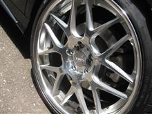 CLAクラスTWS / TAN-EI-SYA WHEEL SUPPLY TWS Reizend WX07の単体画像