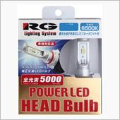 RACING GEAR POWER LED HEADバルブ 6500K HB3/4 RGH-P702