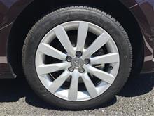 Audi純正(アウディ) 10スポーク デザイン アルミホイール