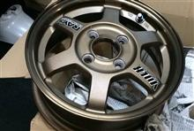 ビーウィズ125XRAYS VOLK RACING VOLK RACING TE37の単体画像
